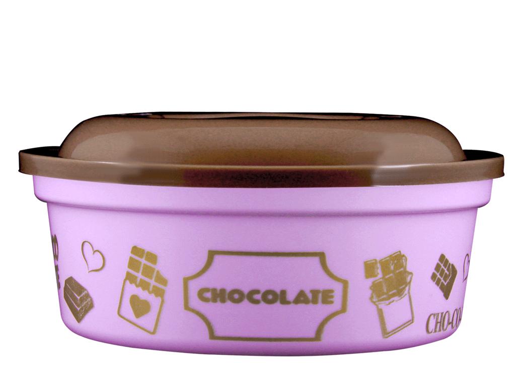 POTE MANTIMENTOS 1500ML CHOCOLATE  - Allegra Plásticos