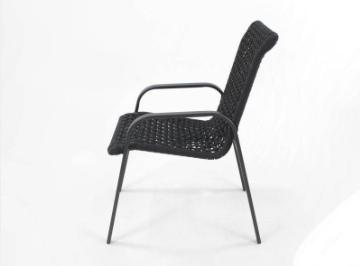 Cadeira Paris em Corda Náutica