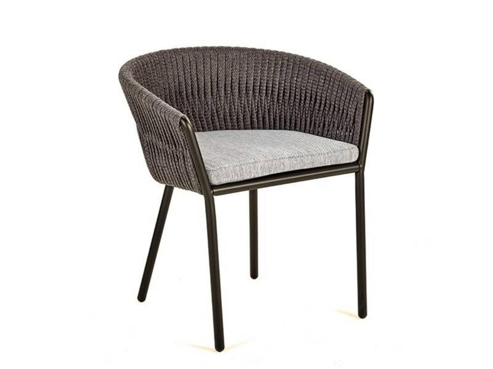 Cadeira Twist Reverse em Corda Náutica