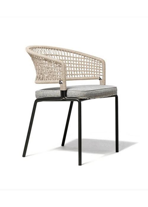 Cadeira Unique em Corda Náutica
