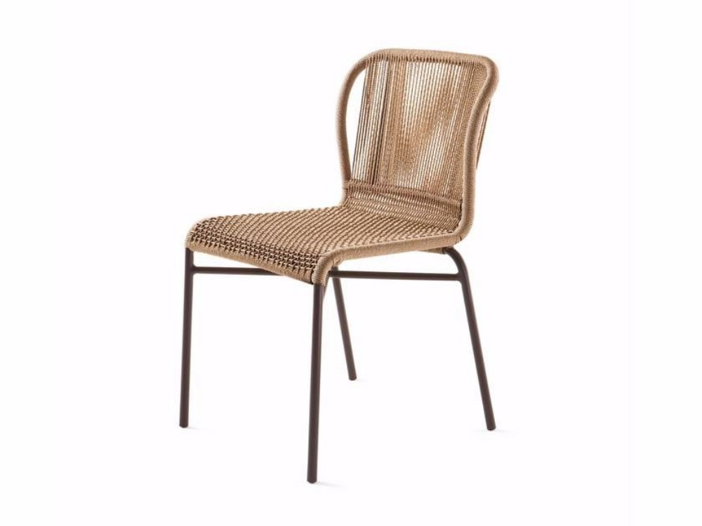 Cadeira Vallentin sem braço Design Italiano