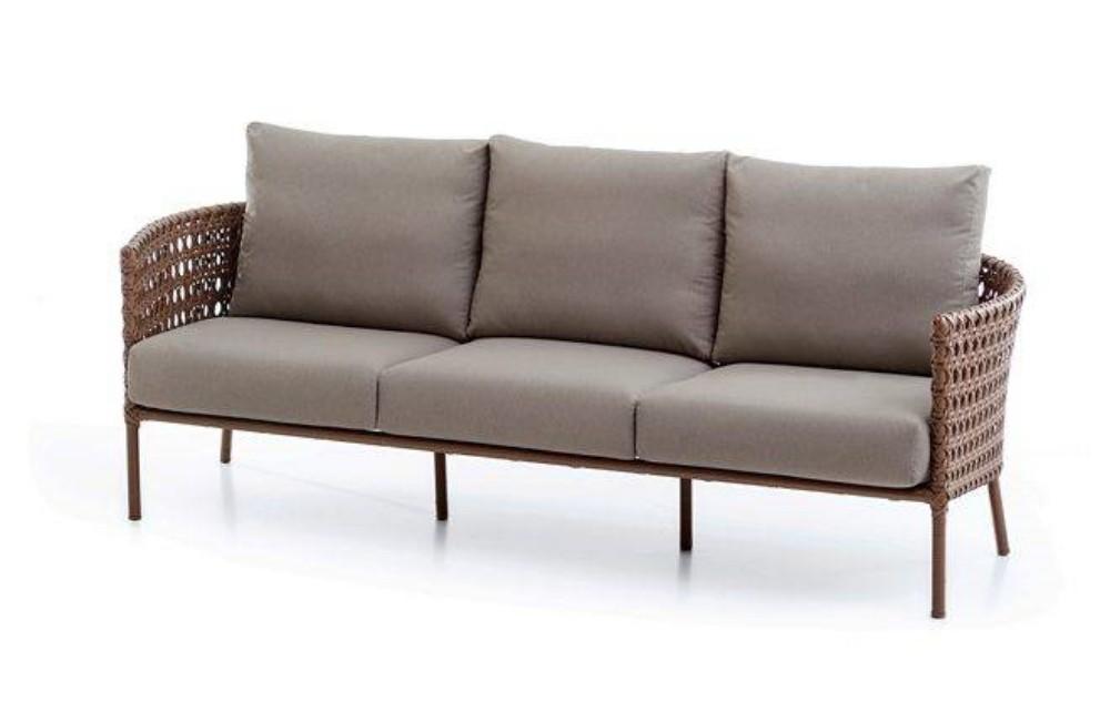 Sofá Compacto 3 lugares