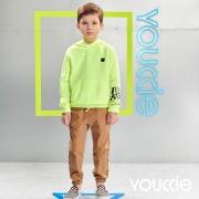 Blusa moletom youccie