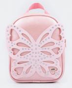 Bolsa Infantil Borboleta Rosa Glace Pampili