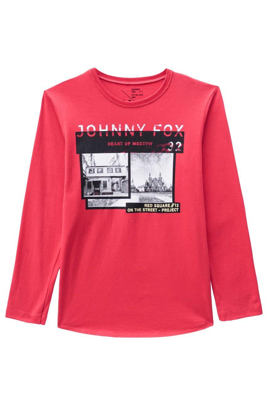 Camiseta Johnny Fox