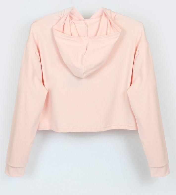 blusa cotton capuz perfumaria