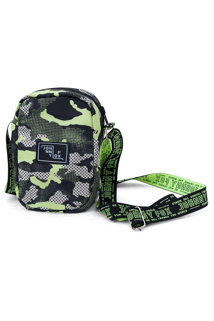 Bolsa shoulder bag Johnny fox
