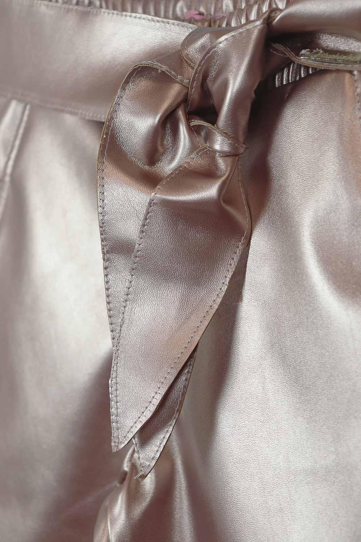calça courino Pituchinhus