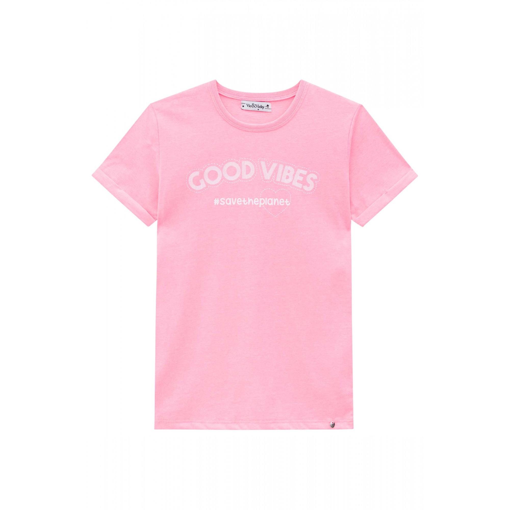 Camiseta Vic&vicky