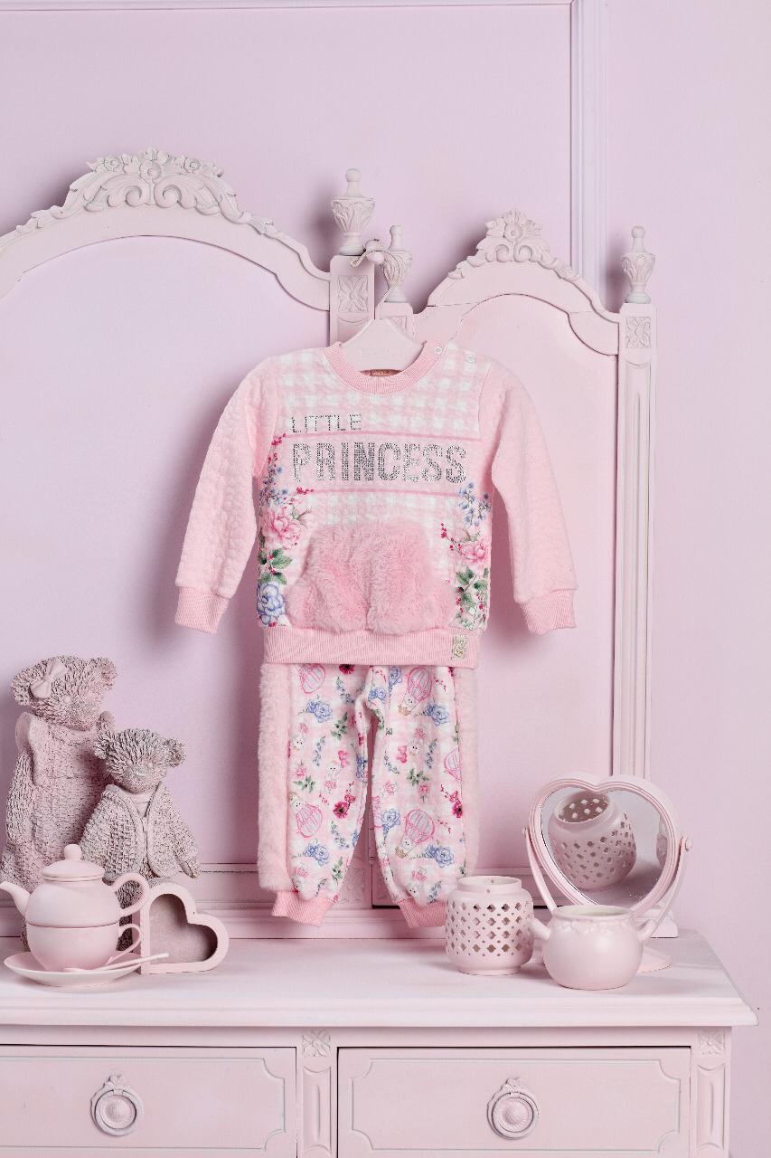 Conjunto bebê Petit Cherie