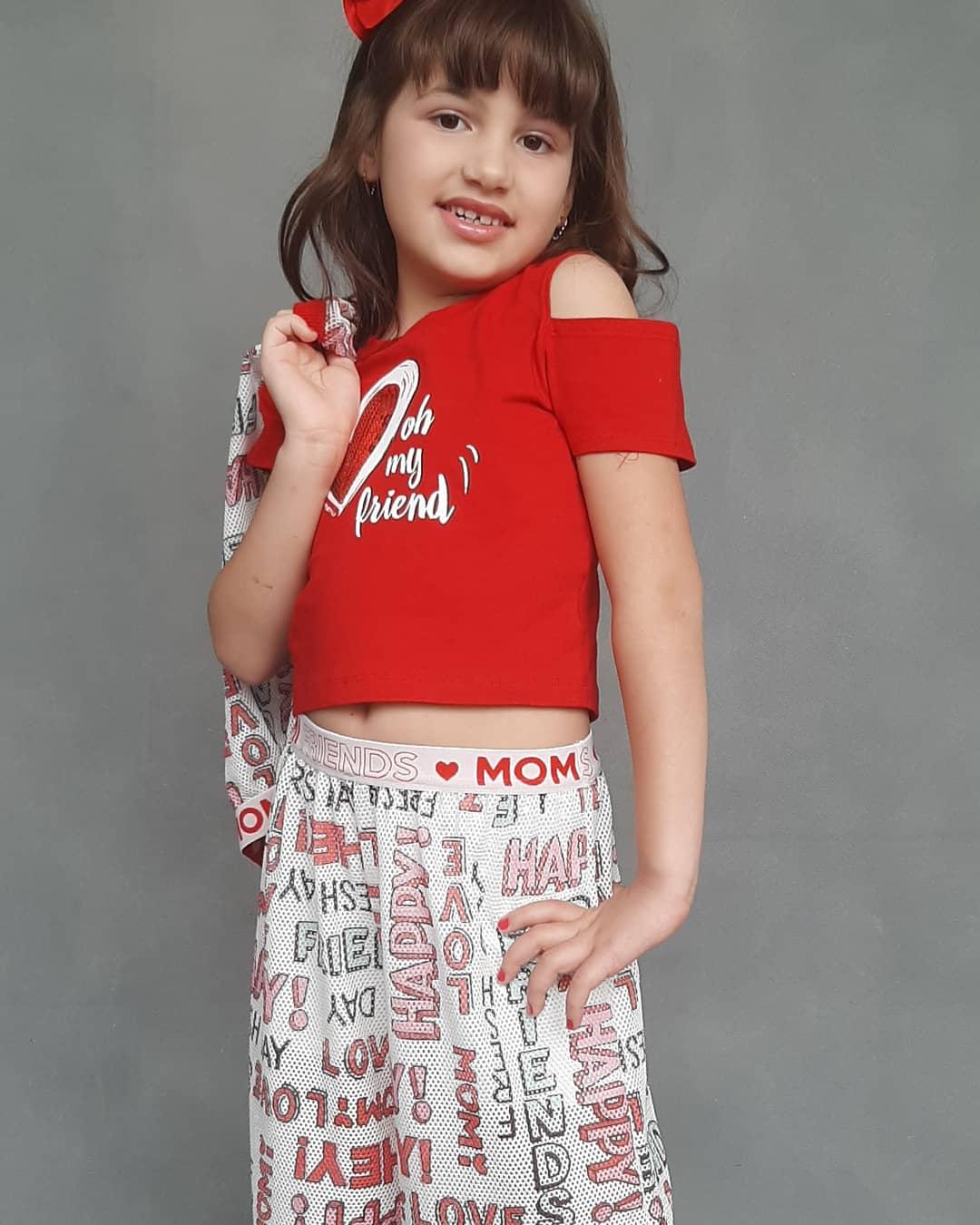 Conjunto Momi