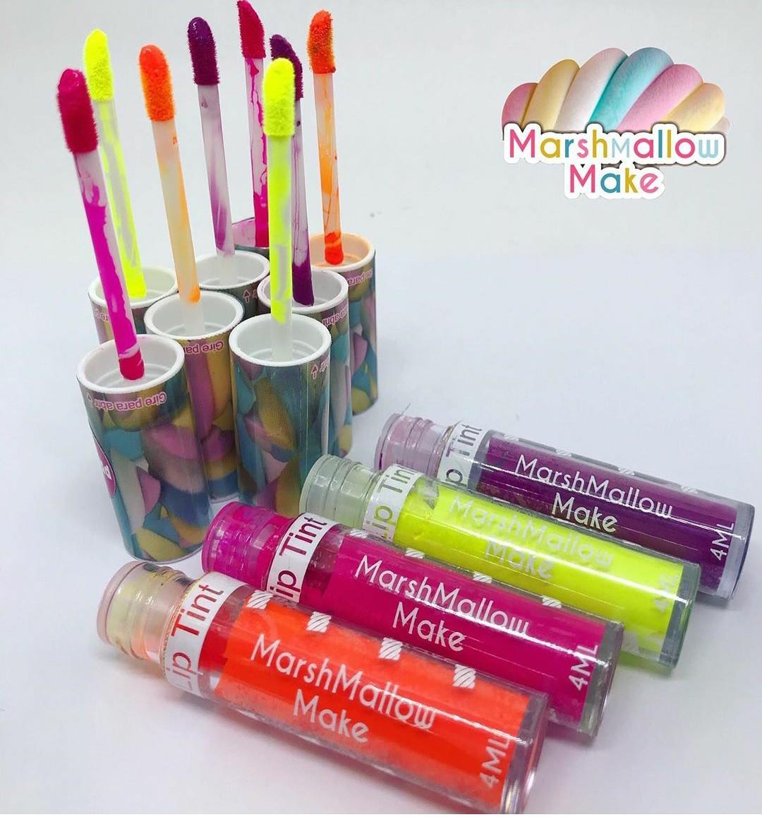 Lip Tint Neon da Marshmallow