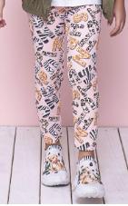 Legging Letras Pituchinhus