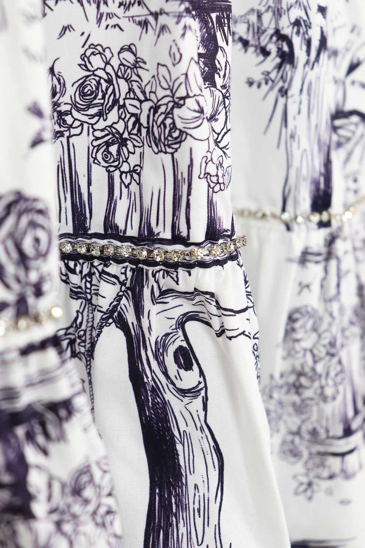 Vestido algodão Pituchinhus