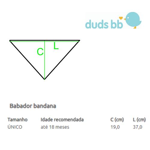 Babador bandana música