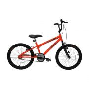 Bicicleta Cairu A-20 Flash Boy Laranja