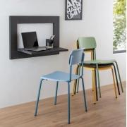 Cadeira Coletiva Colorida Cavaletti Joy