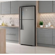 Geladeira/Refrigerador Electrolux Inverter Top Freezer 431L Platinum TF55s