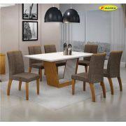 Mesa Alemanha com 6 Cadeiras