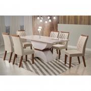 Mesa  Atenas com 6 Cadeiras