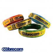 CABO FLEXICOM ANTICHAMA COBRECOM 100 METROS 2,50MM2 450/750V