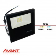 LED REFLETOR SLIM AVANT 10W BIV
