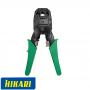 ALICATE PARA CRIMPAR HK 301 RJ45/RJ11