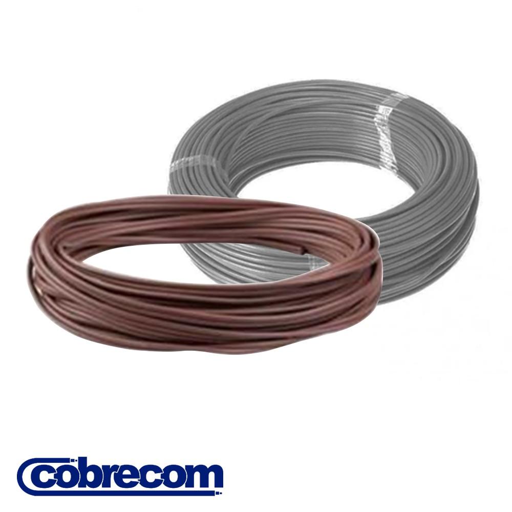 CABO FLEXICOM ANTICHAMA COBRECOM 15 METROS 2,50MM2 450/750V
