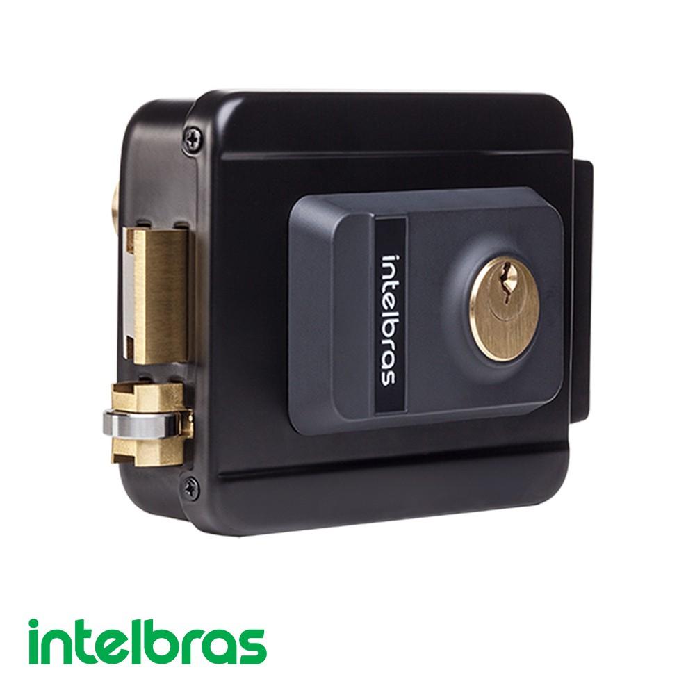 FECHADURA ELÉTRICA INTELBRAS FX 2000  - Elétrica Brasil