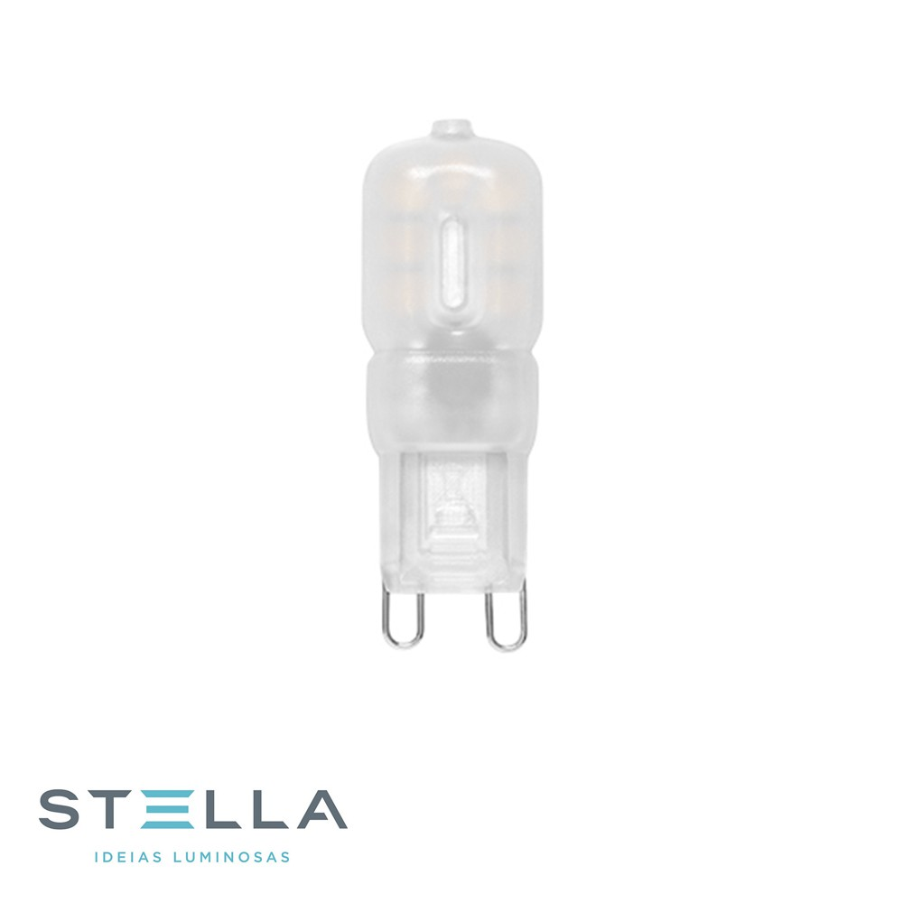 LAMPADA LED G9 STELLA 2,5W BQ 220V