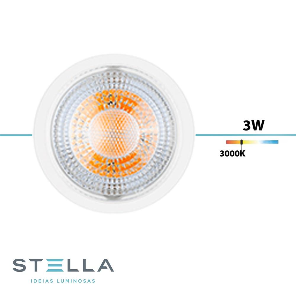 LAMPADA LED DICROICA STELLA GU10