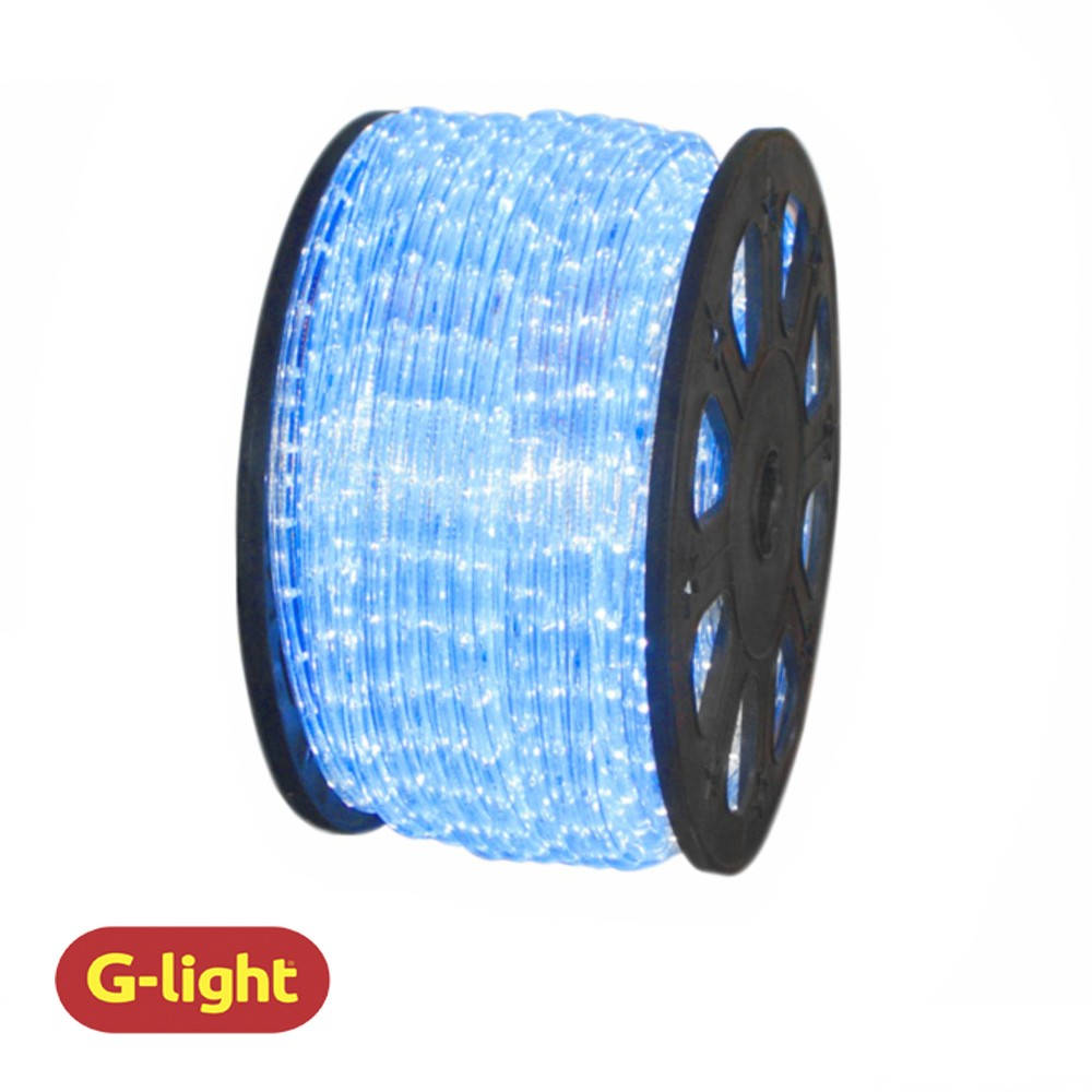 MANGUEIRA LED ILUMINADA 2F AZUL 220V - G-LIGHT