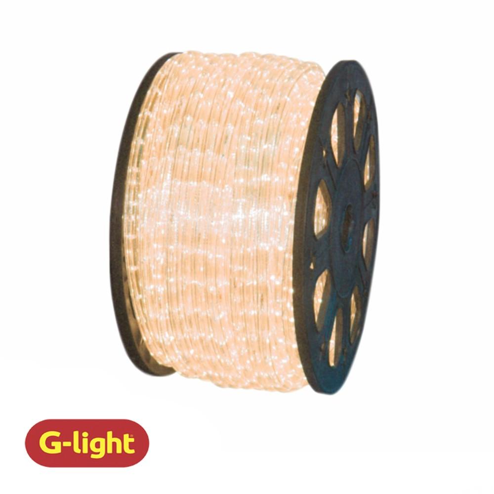 MANGUEIRA LED ILUMINADA 2F LUZ QUENTE 220V - G-LIGHT