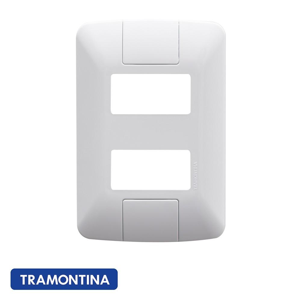 PLACA ARIA 4X2 2 AFAST POSTOS TRAMONTINA - 57203006