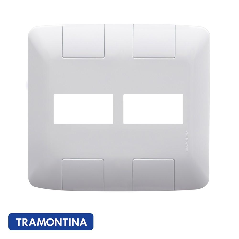 PLACA ARIA 4X4 2 POSTOS TRAMONTINA - 57203023