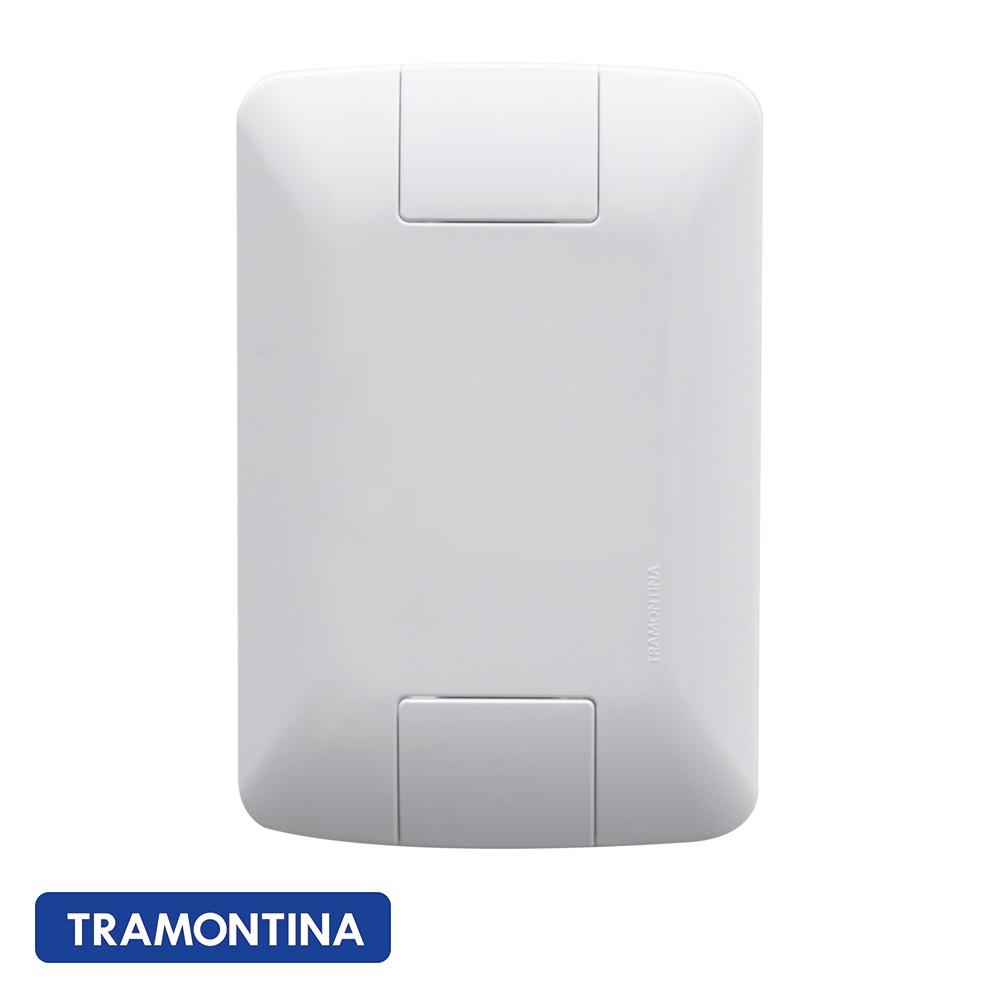 PLACA ARIA CEGA 4X2 TRAMONTINA - 57203001