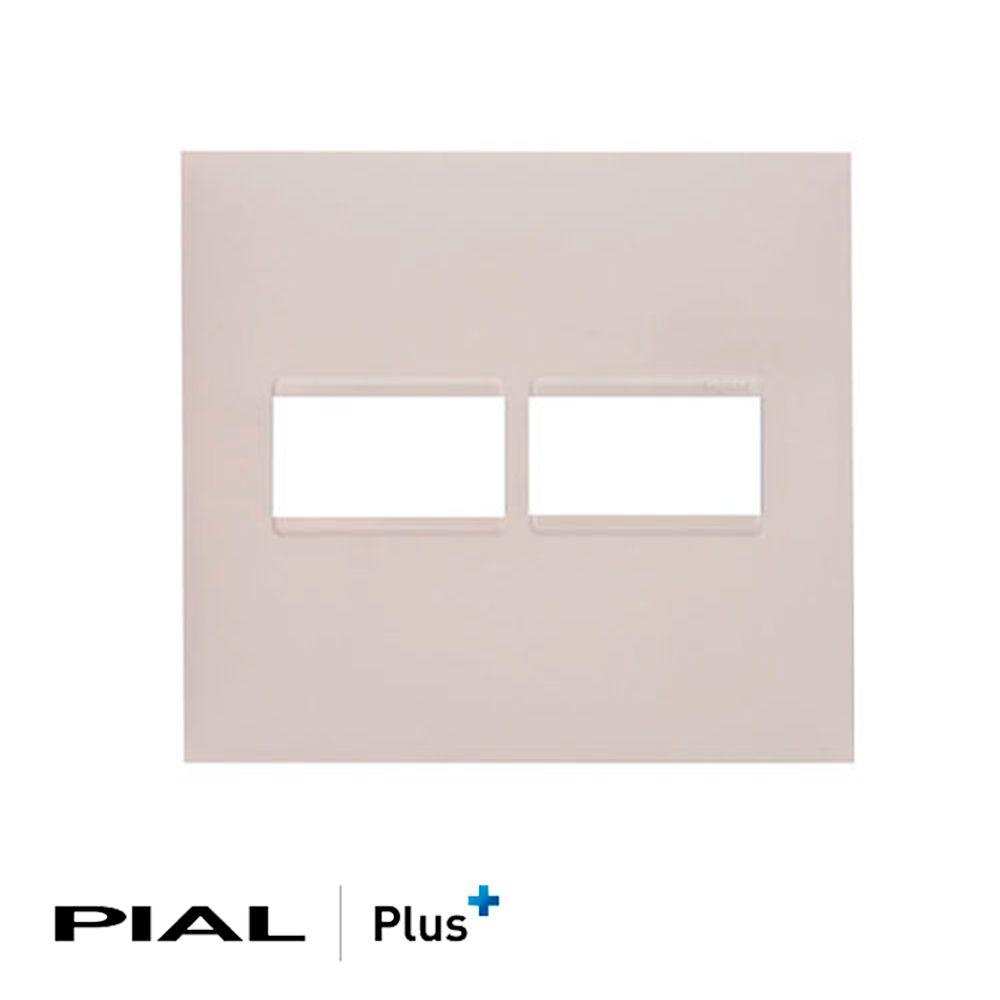 PLACA PIAL PLUS+ 1+1 POSTO 4X4 618511