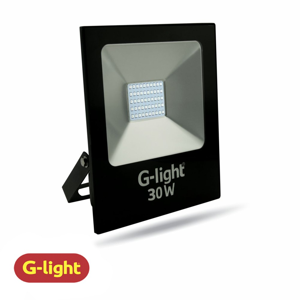 REFLETOR LED LUZ BRANCA G-LIGHT 30W BIV