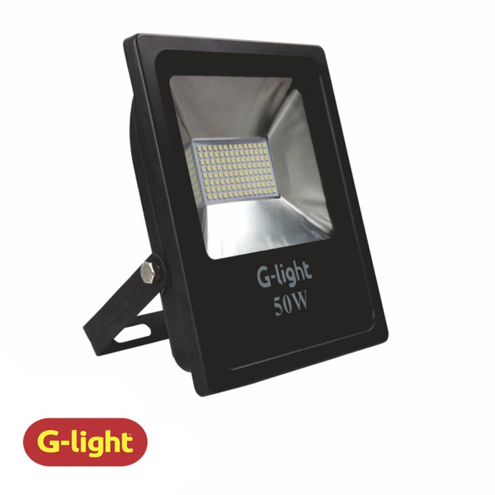 REFLETOR LED LUZ VERDE G-LIGHT 50W BIV