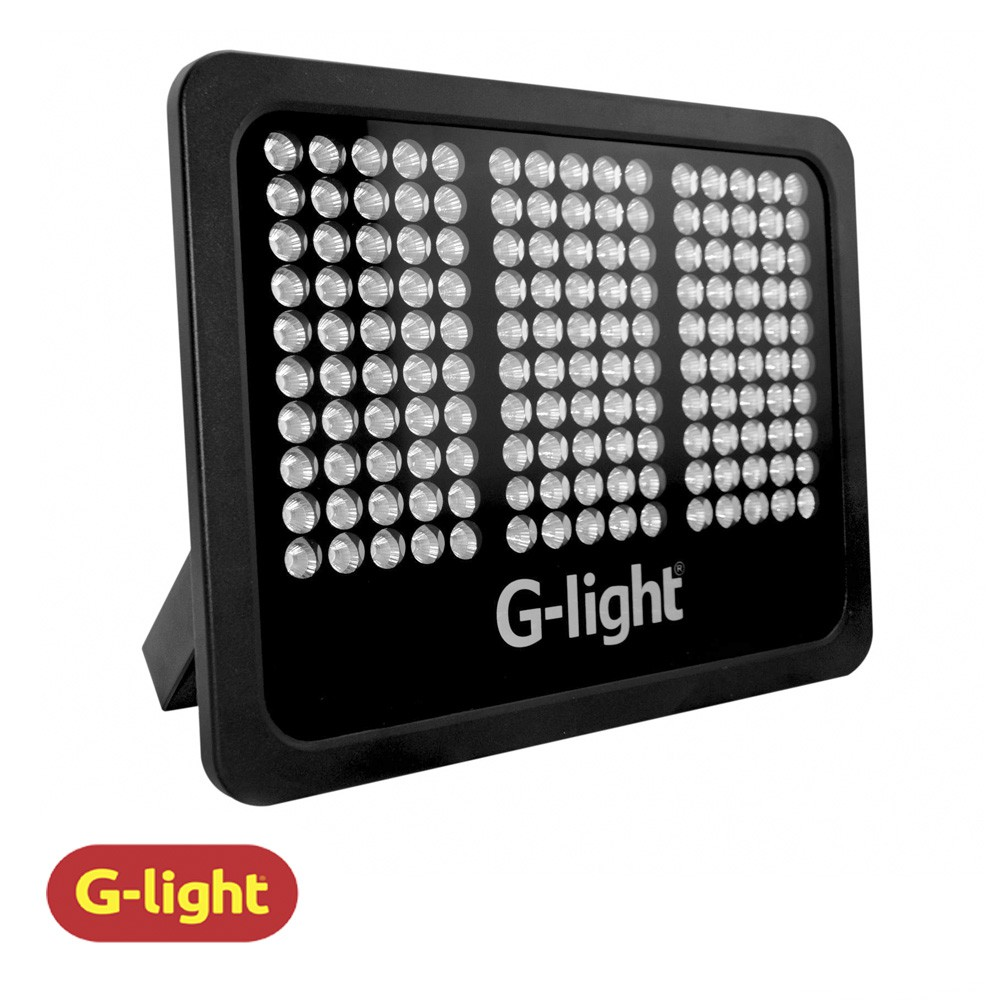 REFLETOR LED LUZ BRANCA G-LIGHT 150W BIV