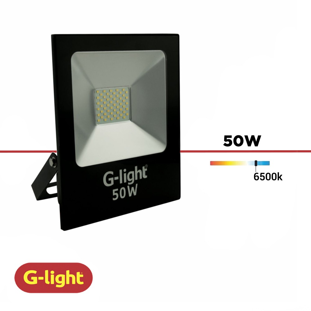 REFLETOR LED LUZ FRIA G-LIGHT 50W BIV