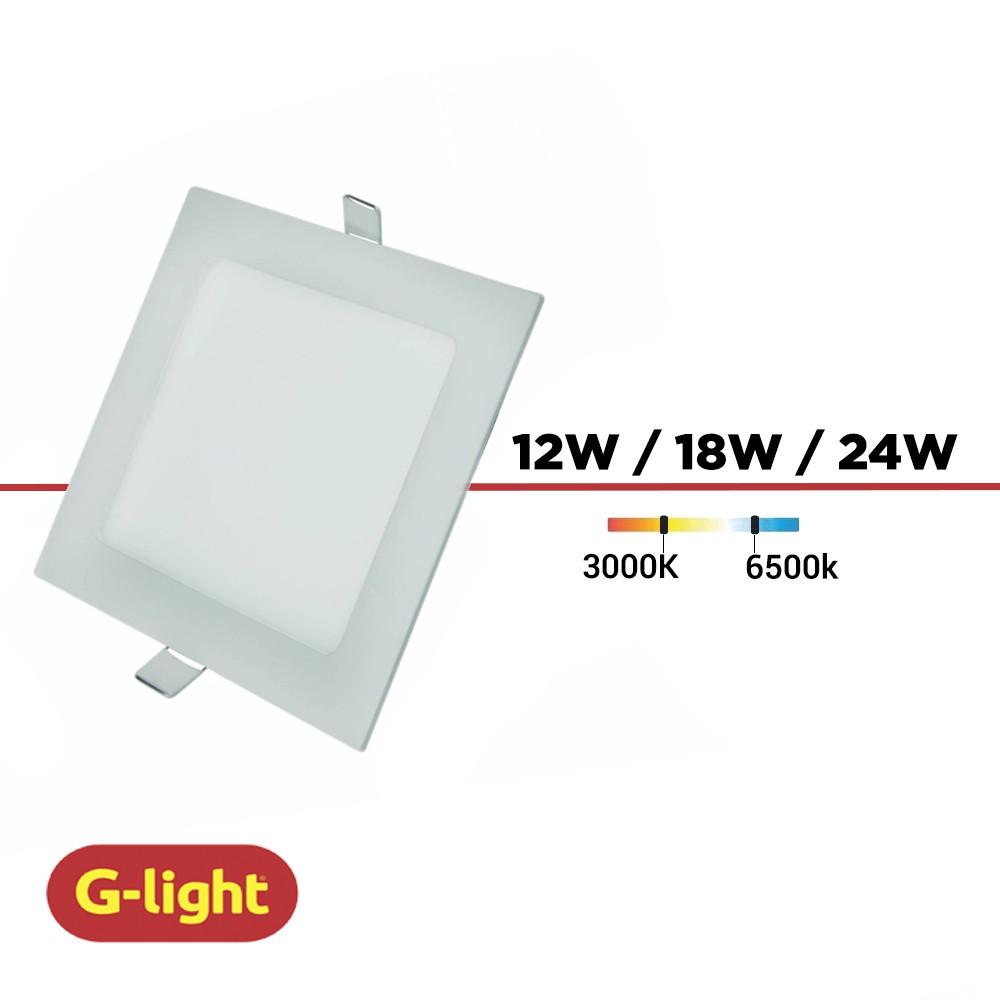 PAINEL SLIM G-LIGHT LED EMBUTIR