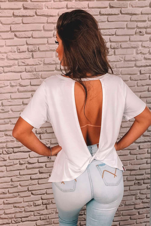 Blusa Cartagena Branca