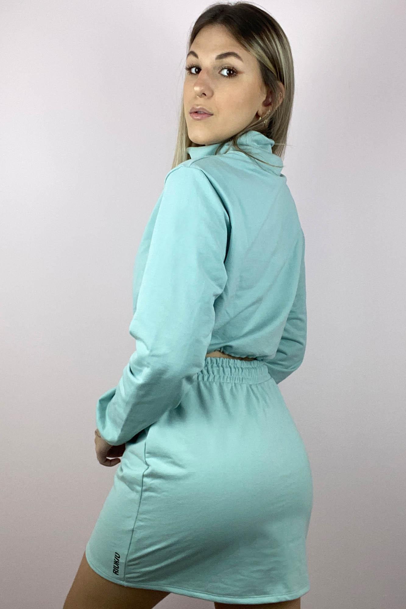 Blusa Moletinho Polo Gloss Verde