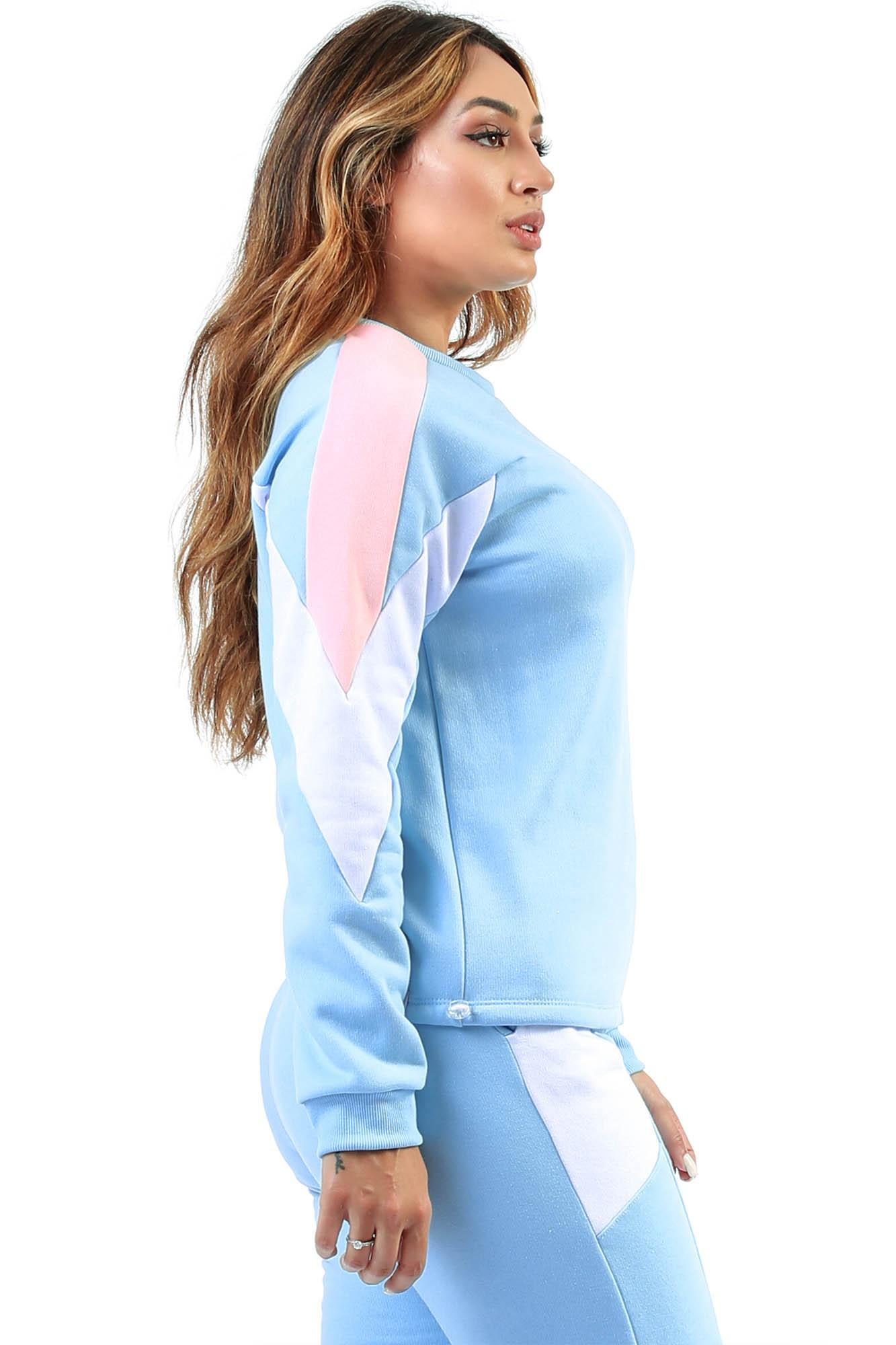 Blusa Moletom com Regulador Strong Azul