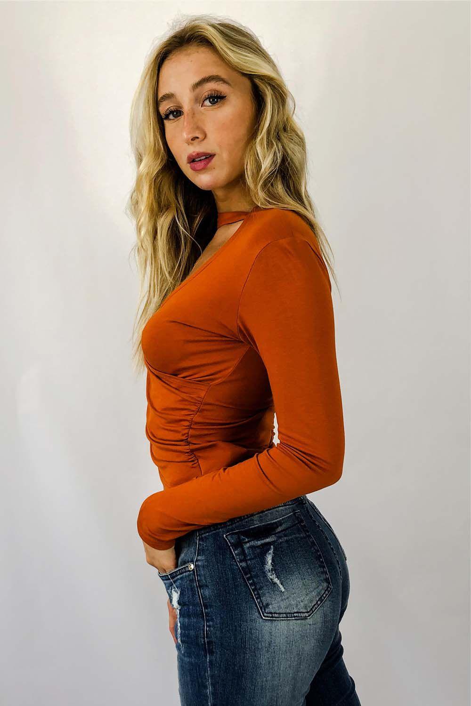 Blusa Renata Telha
