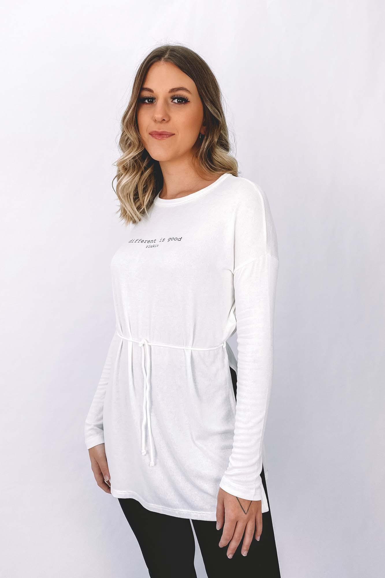 Blusinha Estela Off White