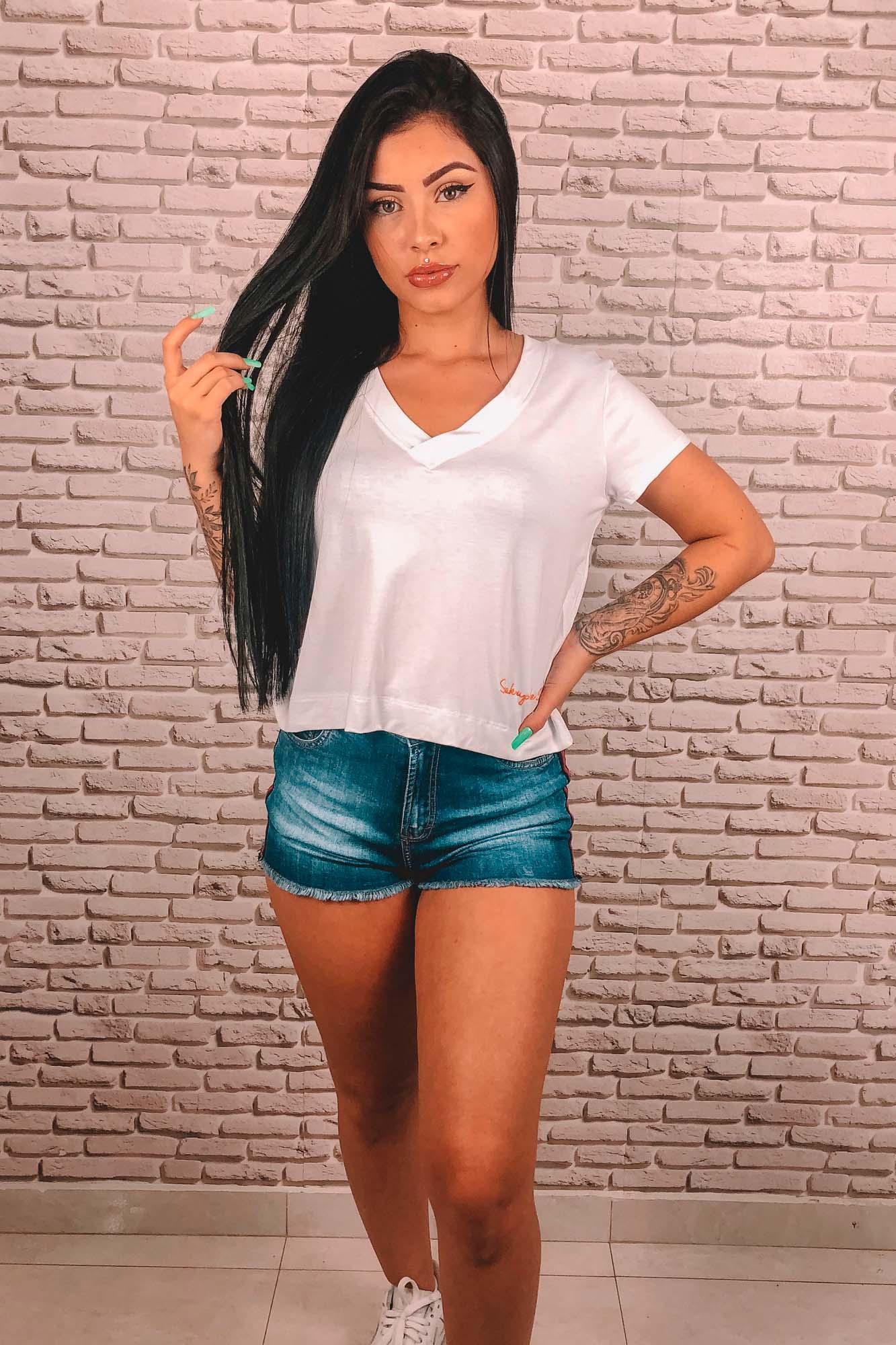 Blusinha Santos