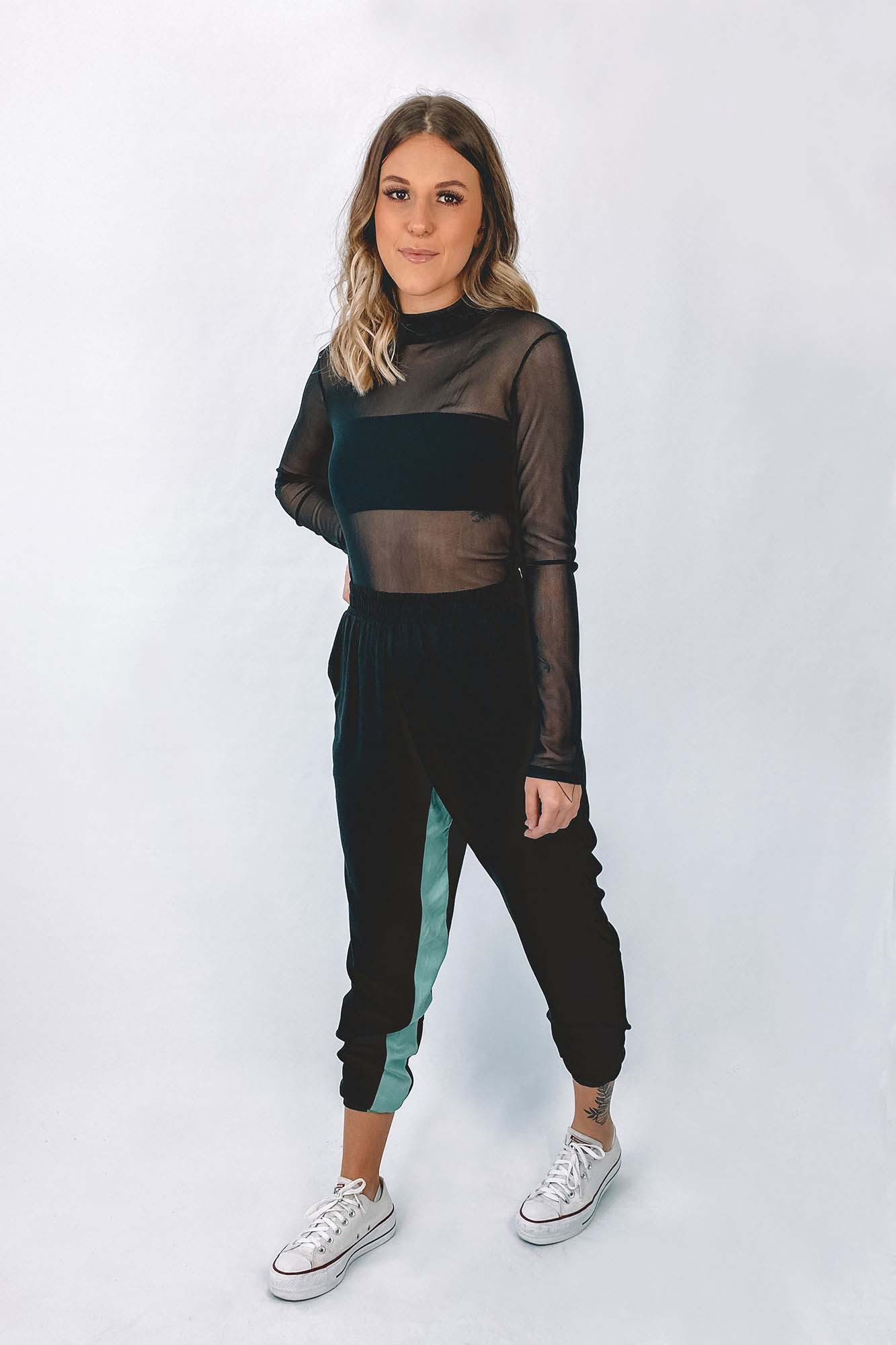 Calça Alana Preta