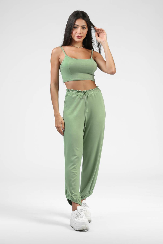 Calça Layla Verde